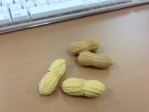 ピーナッツ1